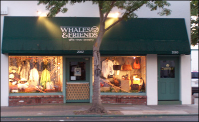 Whales and Friends Store